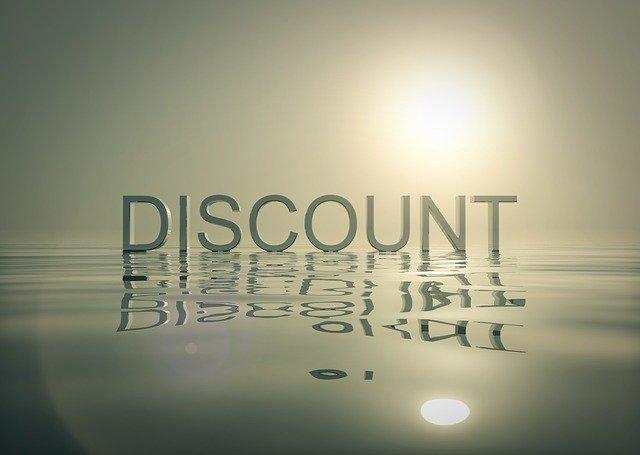discount 服務套餐